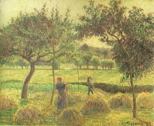 Pissaro_Bountiful_Harvest_1893