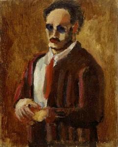 Rothko_SelfPortrait_1936