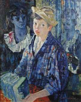 luigi_corbellini_1901-1968_boy_with_accordeon
