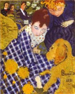 3pierre-bonnard-woman-with-dog