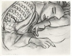 Young_woman_sleeping_in_a_Rumanian_blouse_Matisse_1939