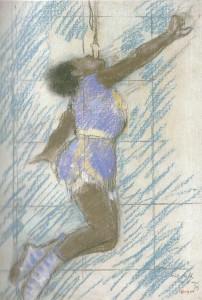 Degas_Miss_La_La_at _y=the_Cirque_Fernando_1879_Pastel_and_pencil_on_paper_46x30cm