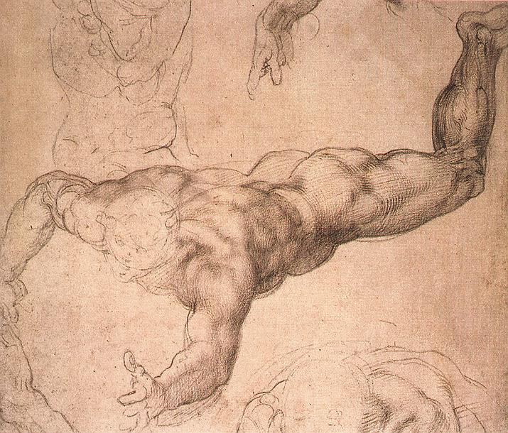 Michelangelo-Sketch_for_the_Sistine-chapel