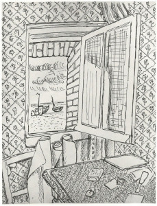 Matisse_ope_window_at_Etratat_1920