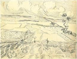 van gogh drawing 3