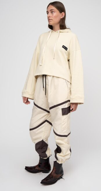 Drawstring Tracksuit Trousers – Off-White