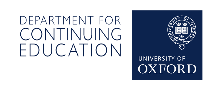 Link to Oxford Coninuing Education where I am doing a short course in Creative Writing