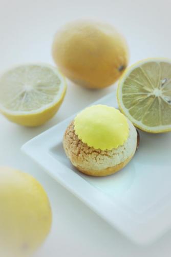 lemon choux