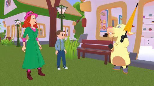 Fumbleland realtà virtuale