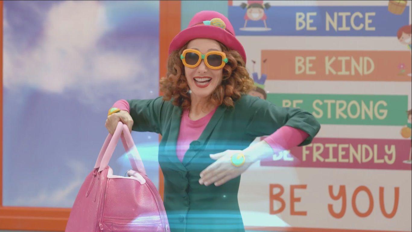 Mrs Spelling-realtà-virtuale-fumbleland