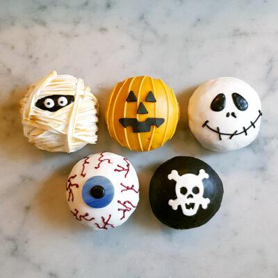 halloween la donuteria