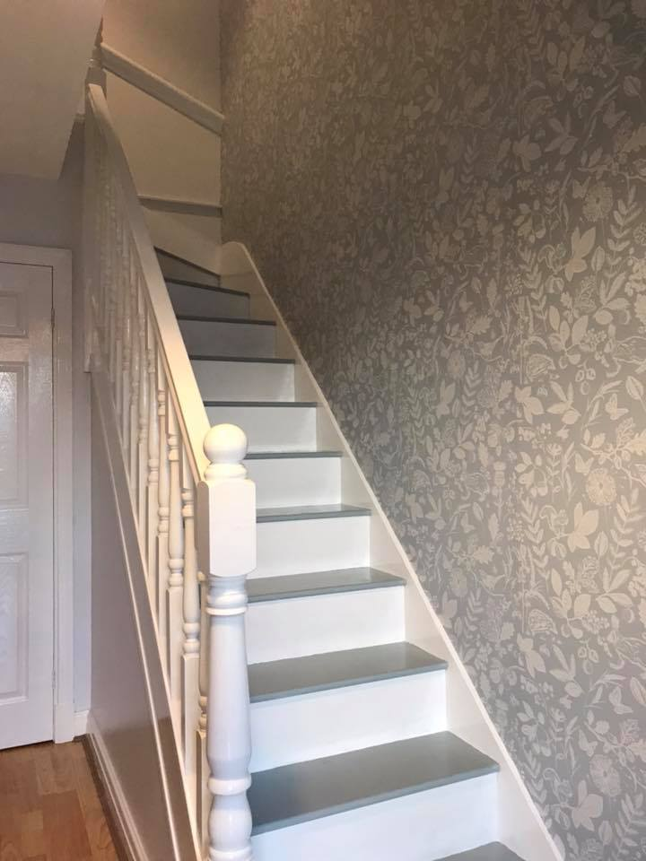 Wallpaper hanging Stoke on Trent and Newcastle under Lyme