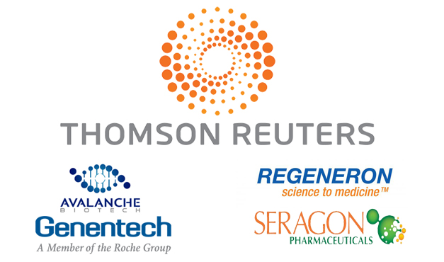 Genentech and Regeneron win Thomson Reuters Allicense Awards for Top BioPharma Deals of the Year