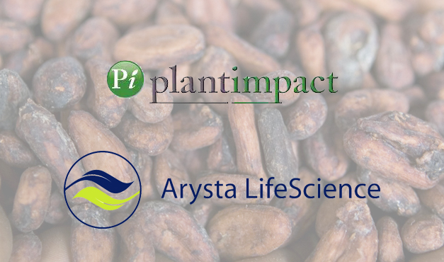 Arysta LifeScience announce exclusive commercial partnership at Plant Impact Investors Day