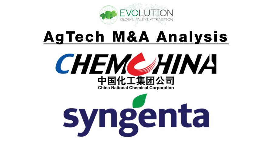 Evolution M&A Analysis: China seeks food security with $43 billion bid for Syngenta