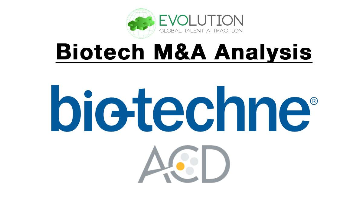 Bio-Techne enters Genomics market with $250M acquisition of Advanced Cell Diagnostics