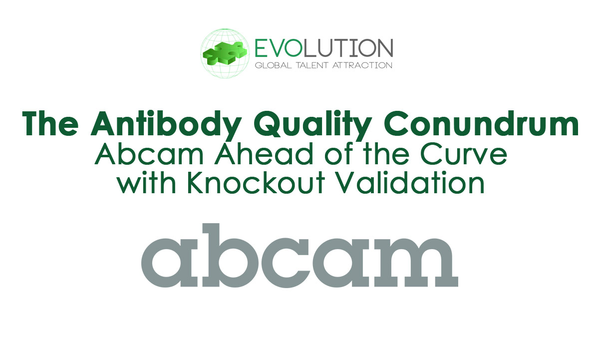 The Antibody Quality Conundrum: Abcam Ahead of the Curve with Knockout Validation