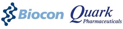 Biocon & Quark Pharma