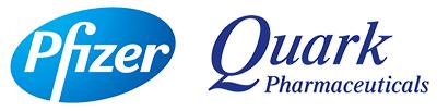 Pfizer & Quark Pharmaceuticals