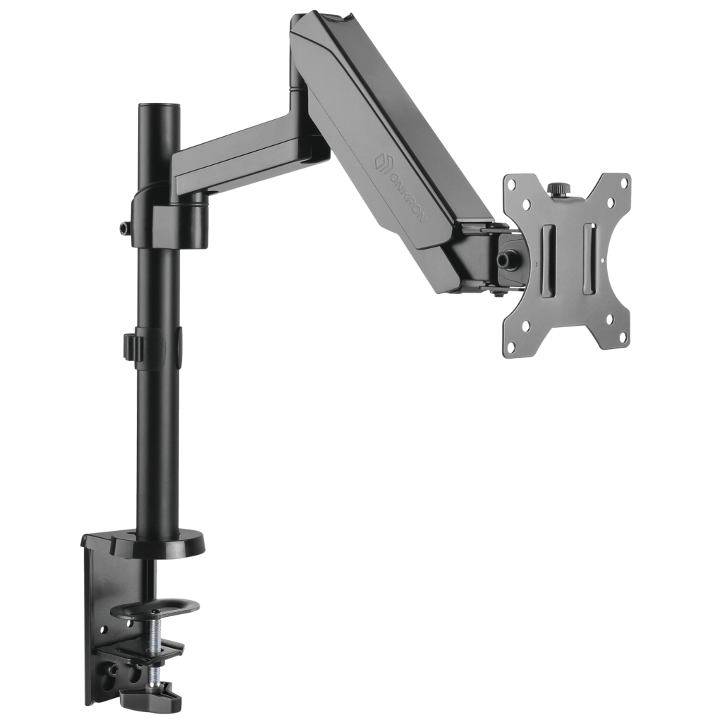 """ONKRON Monitor Desk Mount Stand for 13"""" - 32 Inch 17.6 lbs G70 Black"""