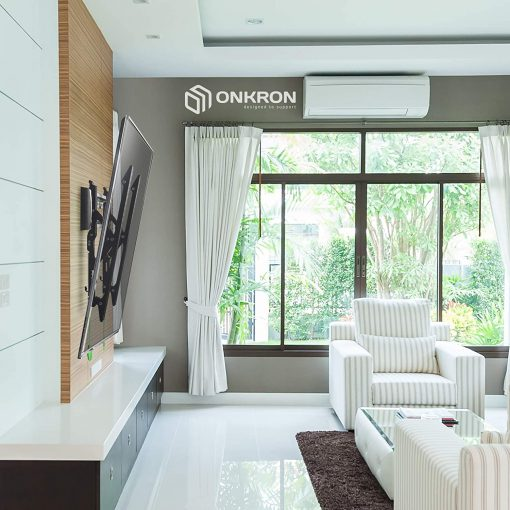 "ONKRON TV Mount for 32""-55"" 80 lbs TM5 Black"