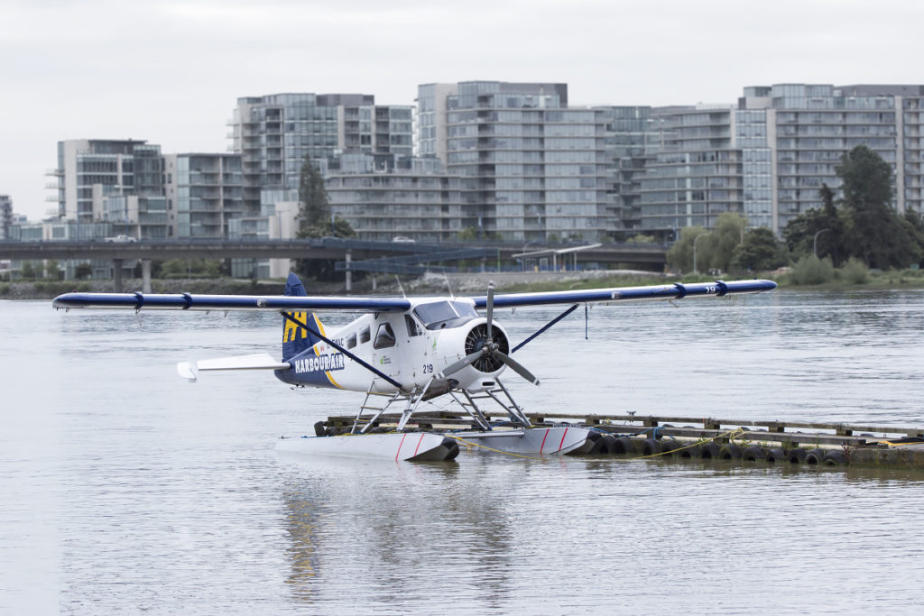 harbour air dehavilland beaver