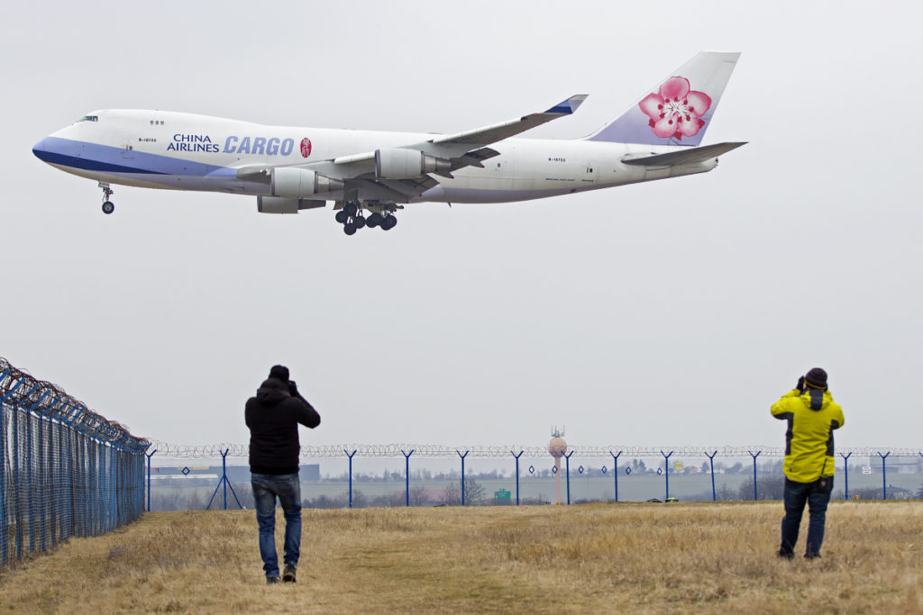 boeing 747 china spotters