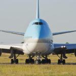 korean air boeing 747 front