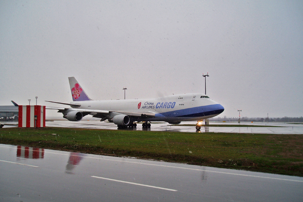 china airlines cargo boeing 747