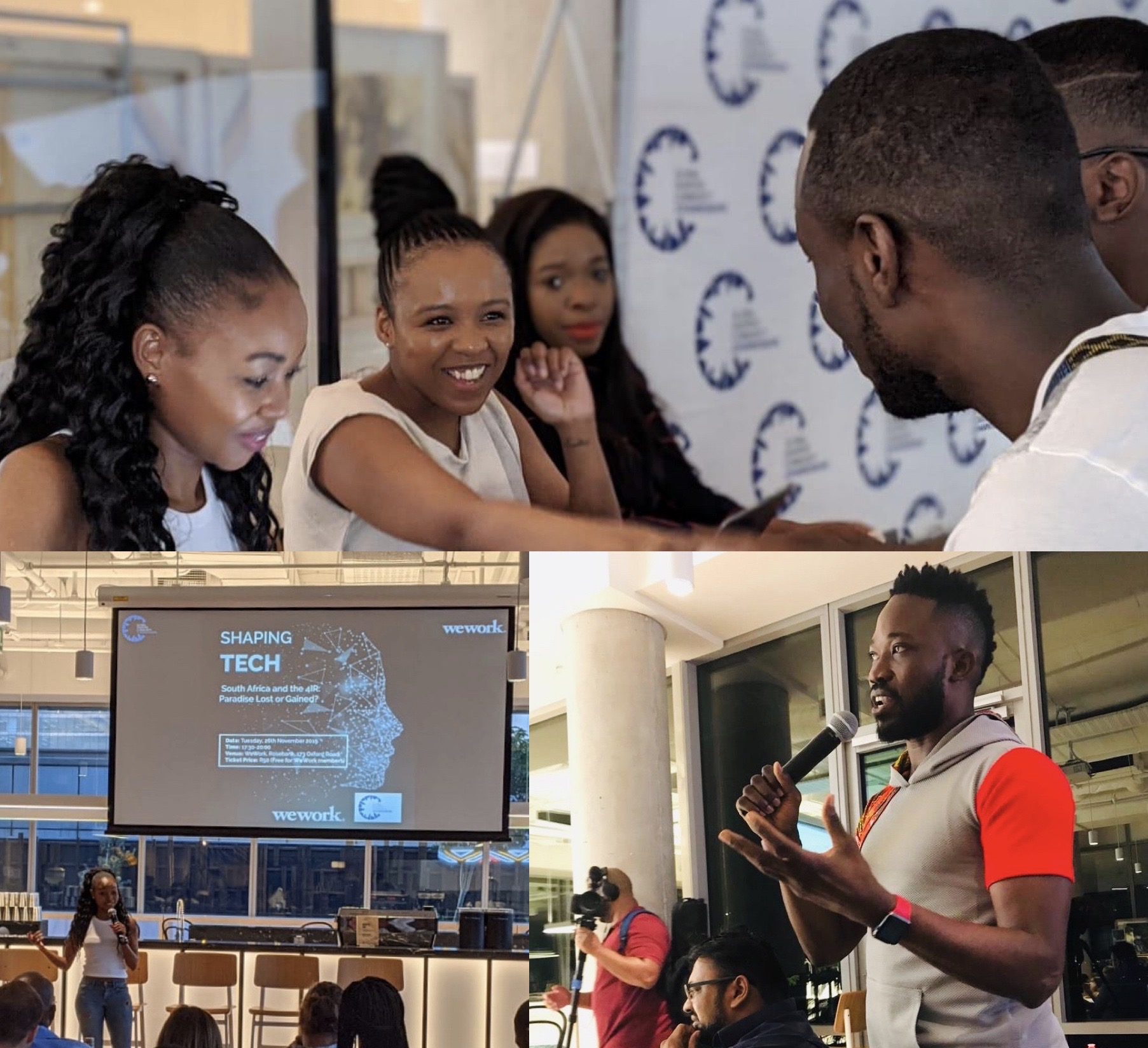 Unpacking Africa Global Shapers Shaping Tech