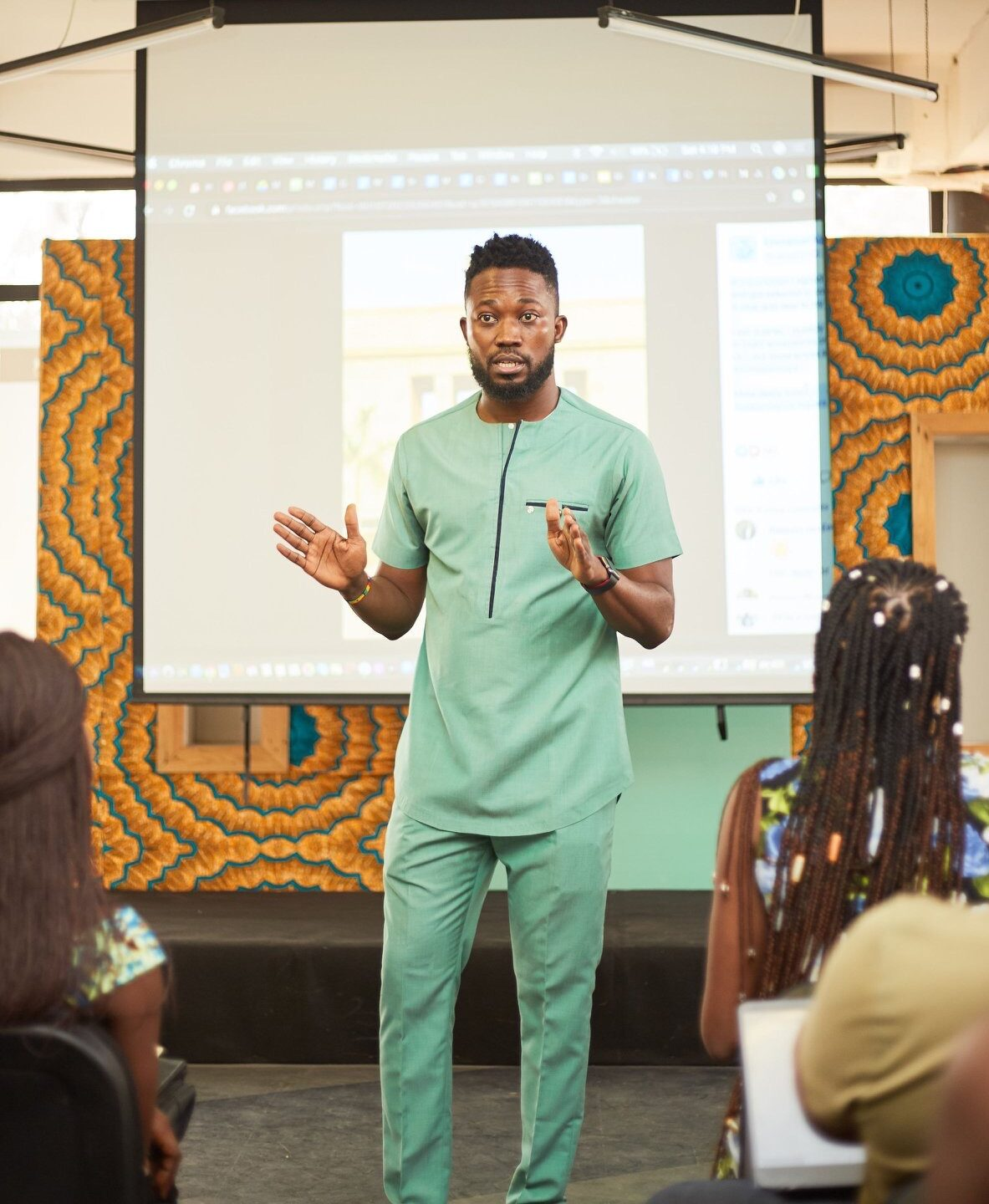 Unpacking Africa Creatives & Social Media Avengers