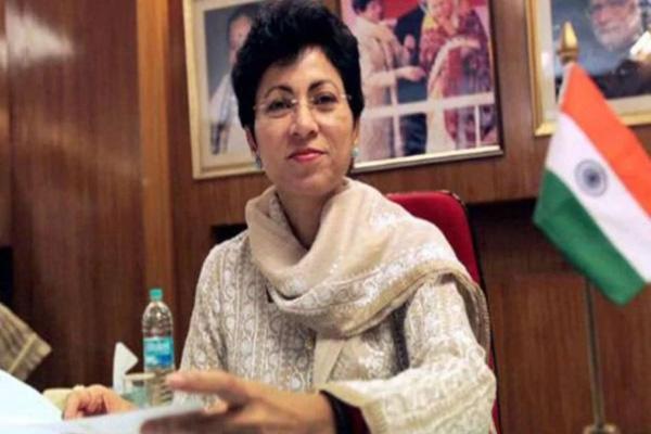 कुमारी शैलजा को मिली हरियाणा कांग्रेस की कमान, अशोक तंवर की जगह प्रदेश अध्यक्ष नियुक्त