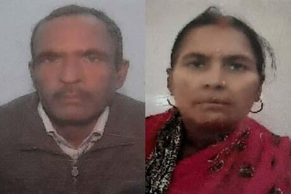 पंजाब में भीषण सड़क हादसा, रोड क्रॉस कर रहे पति-पत्नी को तेज रफ्तार कैंटर ने रौंदा, दोनों की मौत