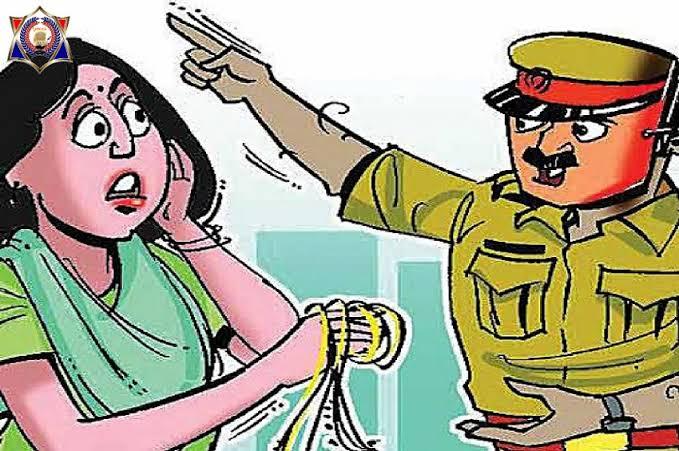 वर्दी दागदार : महिला से छेड़छाड़ करने व शरीरिक शोषण के मामलें में ASI पर केस दर्ज. एएसआई फरार