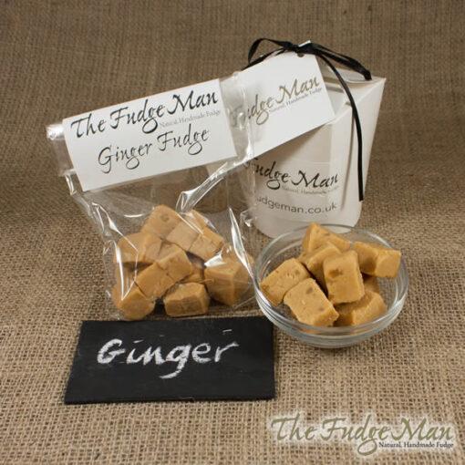 Ginger Fudge