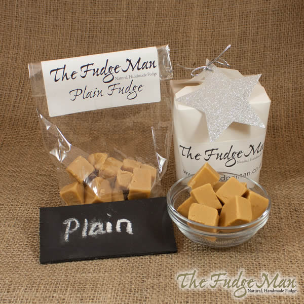 Plain Fudge