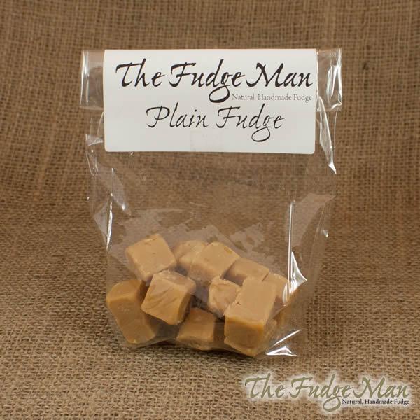 Plain Fudge