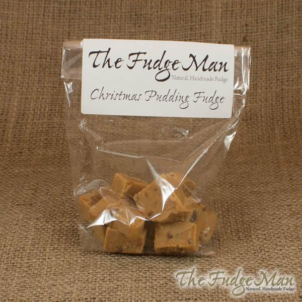 Christmas Pudding Fudge
