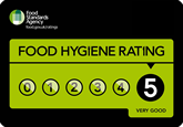 View our Food Standards Rating