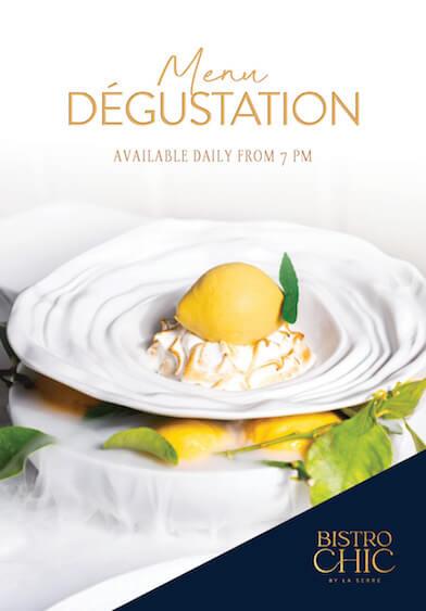 La Serre - Degustation