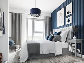 Market Street, Bracknell, UK, 1 Bedroom Bedrooms, ,1 BathroomBathrooms,Apartment,International Properties,The Grand Exchange,Market Street,1010