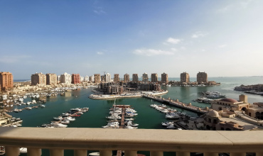 The Pearl, Doha, Qatar, 3 Bedrooms Bedrooms, ,3 BathroomsBathrooms,Apartment,For Rent,1024