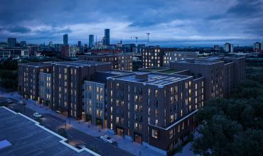 257 Ordsall Lane, Salford M5 3NG, 2 Bedrooms Bedrooms, ,1 BathroomBathrooms,Apartment,International Properties,1035