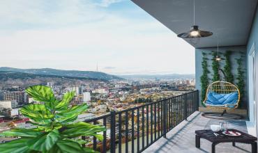 Tbilisi, Georgia, 1 Bedroom Bedrooms, ,1 BathroomBathrooms,Apartment,International Properties,1042