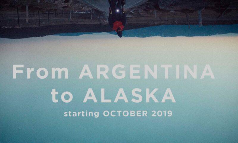 furgoneta y bici desde argentina a alaska
