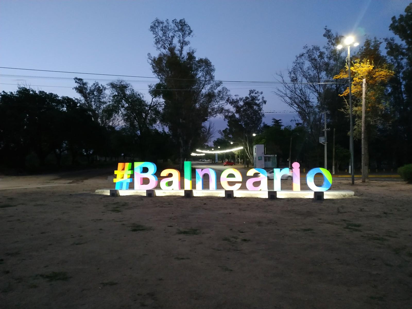Balneario en Río Tercero