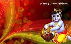 Thousands joyfully march towards Krishna on his birthday