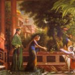 Who was Nanda and Yashoda in their previous lives?