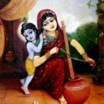 Damodar lila – Controlling the controller with the ropes of love