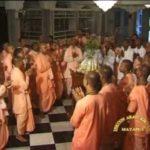 Sri Tulasi Arati